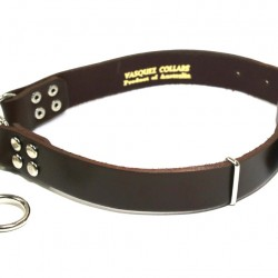 Leather Collar X Large (43-50 cm)