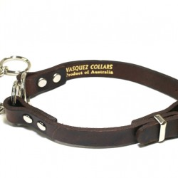 Leather Collar Large (37-43 cm)