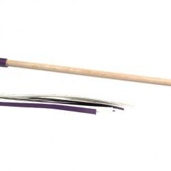 Pizz Off Fly Swisher, Purple