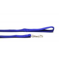2m Soft Cotton Lead, 25mm Wide, Blue